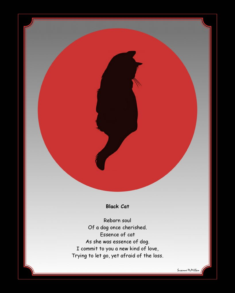 black cat red thread poetry by susanne mcmillan