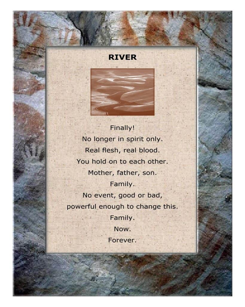 a boy named river - red thread poetry
